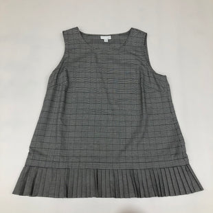 Primary Photo - BRAND:    CLOTHES MENTOR STYLE: TOP SLEEVELESS COLOR: GREY SIZE: M OTHER INFO: JJILL - SKU: 191-191232-189