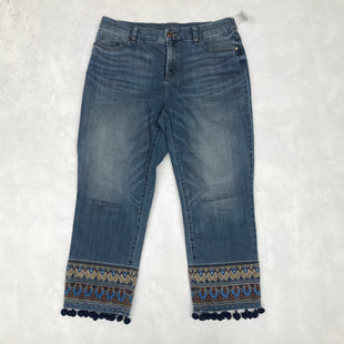 Primary Photo - BRAND: CHICOS STYLE: JEANS COLOR: DENIM SIZE: 10 SKU: 191-191175-17288