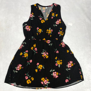 Primary Photo - BRAND: OLD NAVY STYLE: DRESS SHORT SLEEVELESS COLOR: FLORAL SIZE: XL SKU: 191-191220-1320