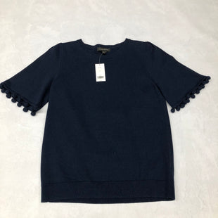 Primary Photo - BRAND: BANANA REPUBLIC STYLE: TOP SHORT SLEEVE COLOR: NAVY SIZE: S SKU: 191-19145-20043