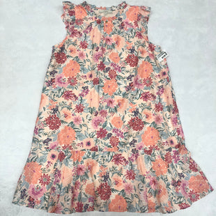 Primary Photo - BRAND: ANN TAYLOR LOFT STYLE: DRESS SHORT SLEEVELESS COLOR: FLORAL SIZE: XL SKU: 191-191212-8981