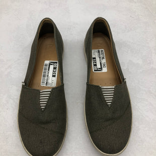 Primary Photo - BRAND:    CLOTHES MENTOR STYLE: SHOES FLATS COLOR: GREY SIZE: 8.5 SKU: 191-19145-17966