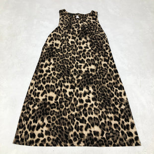 Primary Photo - BRAND: INC STYLE: DRESS SHORT SLEEVELESS COLOR: ANIMAL PRINT SIZE: L SKU: 191-19145-17290