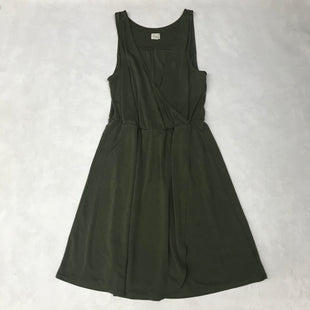 Primary Photo - BRAND: A NEW DAY STYLE: DRESS SHORT SLEEVELESS COLOR: GREEN SIZE: L SKU: 191-191212-7415
