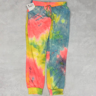 Primary Photo - BRAND: WHITE BIRCH STYLE: PANTS COLOR: TIE DYE SIZE: M SKU: 191-191175-18056