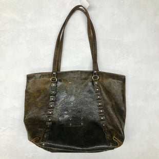 Primary Photo - BRAND: PATRICIA NASH STYLE: HANDBAG DESIGNER COLOR: BROWN SIZE: LARGE SKU: 191-191229-1231