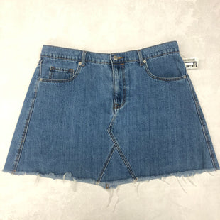 Primary Photo - BRAND: OLD NAVY STYLE: SKIRT COLOR: DENIM SIZE: 16 SKU: 191-191219-966
