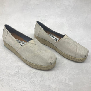 Primary Photo - BRAND: TOMS STYLE: SHOES FLATS COLOR: TAN SIZE: 11 SKU: 191-191175-15568