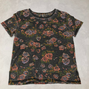 Primary Photo - BRAND: FREE PEOPLE STYLE: TOP SHORT SLEEVE COLOR: MULTI SIZE: XS SKU: 191-191218-4540