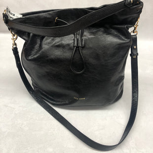 Primary Photo - BRAND: COLE STYLE: HANDBAG DESIGNER COLOR: BLACK SIZE: LARGE SKU: 191-191212-7951