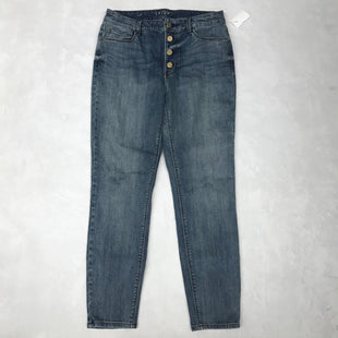 Primary Photo - BRAND: WHITE HOUSE BLACK MARKET STYLE: JEANS COLOR: DENIM SIZE: 8 SKU: 191-191229-1309