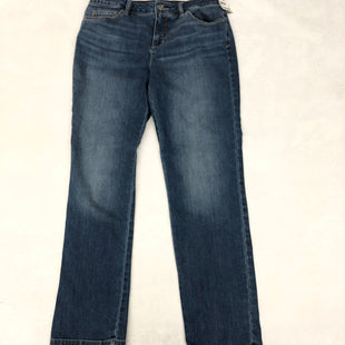 Primary Photo - BRAND: LIZ CLAIBORNE STYLE: JEANS COLOR: DENIM SIZE: 6 SKU: 191-191229-2238