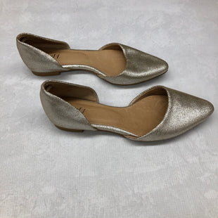 Primary Photo - BRAND: J JILL STYLE: SHOES FLATS COLOR: GOLD SIZE: 7 SKU: 191-19145-17338