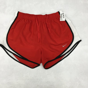 Primary Photo - BRAND: NIKE APPAREL STYLE: ATHLETIC SHORTS COLOR: RED SIZE: M SKU: 191-19158-33353