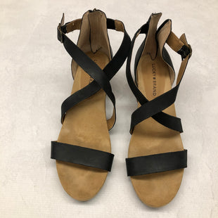 Primary Photo - BRAND: J BRAND STYLE: SANDALS LOW COLOR: BLACK SIZE: 10 SKU: 191-191196-6904