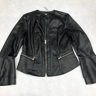 Primary Photo - BRAND: INC STYLE: BLAZER JACKET COLOR: BLACK SIZE: M SKU: 191-191218-6110