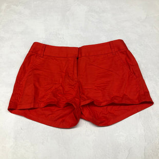 Primary Photo - BRAND: J CREW O STYLE: SHORTS COLOR: RED SIZE: 2 SKU: 191-191211-5484
