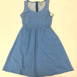 Primary Photo - BRAND: MAEVE STYLE: DRESS SHORT SLEEVELESS COLOR: POLKADOT SIZE: M SKU: 191-191212-8867