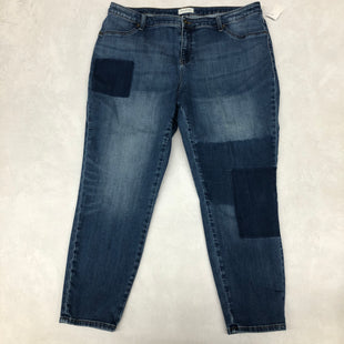 Primary Photo - BRAND:    CLOTHES MENTOR STYLE: JEANS COLOR: DENIM SIZE: 20 OTHER INFO: LILA RYAN - SKU: 191-191196-5886