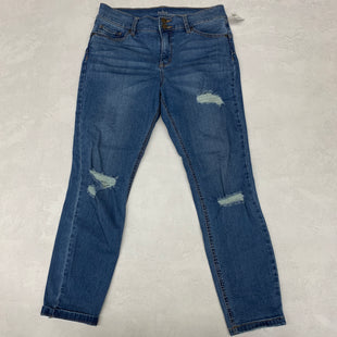 Primary Photo - BRAND: NEW YORK AND CO STYLE: JEANS COLOR: DENIM SIZE: 10 SKU: 191-19145-22292