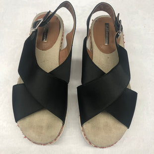 Primary Photo - BRAND: BCBGENERATION STYLE: SANDALS LOW COLOR: BLACK SIZE: 8 SKU: 191-19145-13663