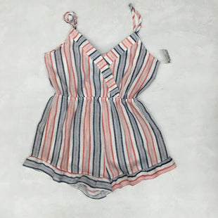 Primary Photo - BRAND: FLYING TOMATO STYLE: DRESS SHORT SLEEVELESS COLOR: STRIPED SIZE: M SKU: 191-191229-2418