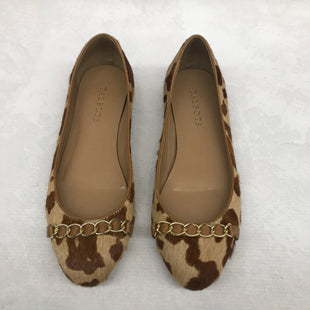 Primary Photo - BRAND: TALBOTS STYLE: SHOES FLATS COLOR: ANIMAL PRINT SIZE: 6.5 SKU: 191-19158-33306