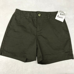 Primary Photo - BRAND: LEE STYLE: SHORTS COLOR: GREEN SIZE: 10 SKU: 191-191229-2241