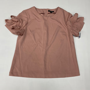 Primary Photo - BRAND: BANANA REPUBLIC O STYLE: TOP SHORT SLEEVE BASIC COLOR: PINK SIZE: M SKU: 191-191231-2306