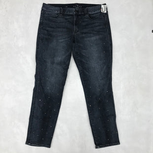 Primary Photo - BRAND: WHITE HOUSE BLACK MARKET STYLE: JEANS COLOR: DENIM BLUE SIZE: 14 SKU: 191-191212-8450