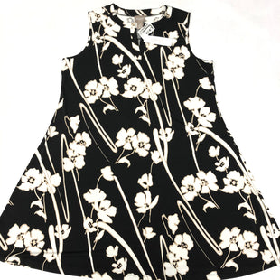 Primary Photo - BRAND: CHICOS STYLE: DRESS SHORT SLEEVELESS COLOR: BLACK SIZE: L OTHER INFO: NEW! SKU: 191-191229-2214
