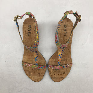 Primary Photo - BRAND: VANELI STYLE: SANDALS LOW COLOR: TAN SIZE: 6.5 SKU: 191-191218-2278