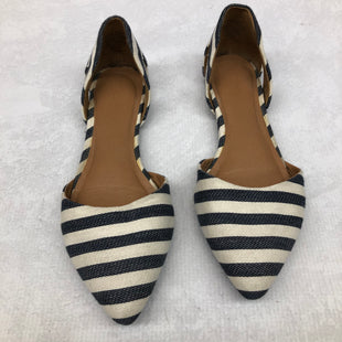 Primary Photo - BRAND:    CLOTHES MENTOR STYLE: SHOES FLATS COLOR: STRIPED SIZE: 7 OTHER INFO: CLOTHED MENTOR - SKU: 191-191219-1642
