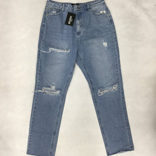 Primary Photo - BRAND:    CLOTHES MENTOR STYLE: JEANS COLOR: DENIM SIZE: 10 OTHER INFO: MISS GUIDED - SKU: 191-19158-33355