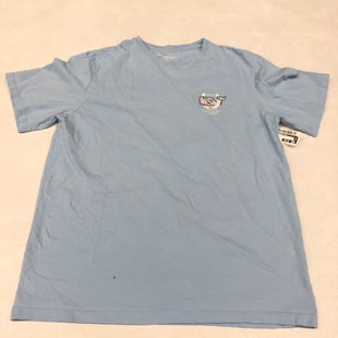 Primary Photo - BRAND: VINEYARD VINES STYLE: TOP SHORT SLEEVE BASIC COLOR: BLUE SIZE: M SKU: 191-191220-1861