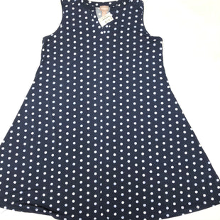 Primary Photo - BRAND: CHICOS STYLE: DRESS LONG SLEEVELESS COLOR: BLUE SIZE: L SKU: 191-191229-2215