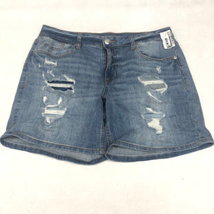 Primary Photo - BRAND: MAURICES STYLE: SHORTS COLOR: DENIM SIZE: 10 SKU: 191-19145-19538
