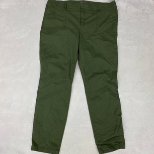 Primary Photo - BRAND: OLD NAVY STYLE: PANTS COLOR: GREEN SIZE: 20 SKU: 191-191175-18111