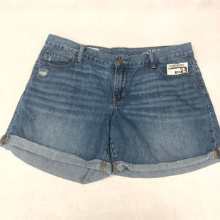 Primary Photo - BRAND: GAP STYLE: SHORTS COLOR: DENIM SIZE: 12 SKU: 191-191229-933