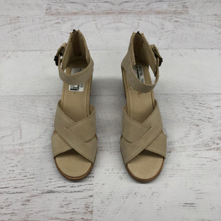 Primary Photo - BRAND: SOREL STYLE: SANDALS LOW COLOR: TAUPE SIZE: 10.5 SKU: 191-191217-1731