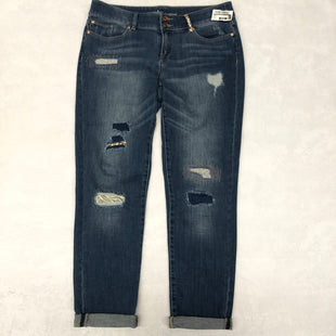Primary Photo - BRAND: NEW YORK AND CO STYLE: JEANS COLOR: DENIM SIZE: 8 SKU: 191-191196-5277