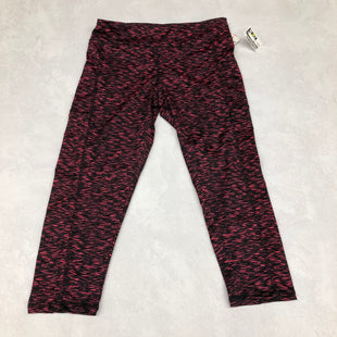 Primary Photo - BRAND:    CLOTHES MENTOR STYLE: ATHLETIC PANTS COLOR: PINK SIZE: M OTHER INFO: BY TAKE A WALK - SKU: 191-191218-4284