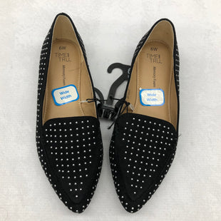 Primary Photo - BRAND: TIME AND TRU STYLE: SHOES FLATS COLOR: BLACK SIZE: 7.5 SKU: 191-19145-17642