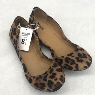 Primary Photo - BRAND: MOSSIMO STYLE: SHOES FLATS COLOR: ANIMAL PRINT SIZE: 8 SKU: 191-191231-1435