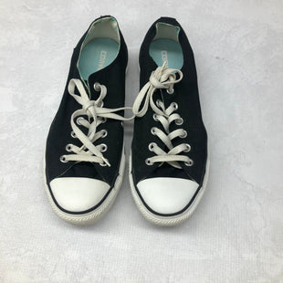 Primary Photo - BRAND: CONVERSE STYLE: SHOES FLATS COLOR: BLACK SIZE: 10 SKU: 191-19145-18482