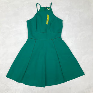 Primary Photo - BRAND: GIANNI BINI STYLE: DRESS SHORT SLEEVELESS COLOR: GREEN SIZE: M SKU: 191-191219-2768