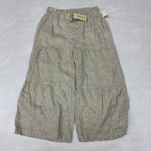 Primary Photo - BRAND: SUNDANCE STYLE: PANTS COLOR: TAN SIZE: S OTHER INFO: NEW! SKU: 191-191175-18339