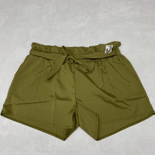 Primary Photo - BRAND:    CLOTHES MENTOR STYLE: SHORTS COLOR: GREEN SIZE: XL SKU: 191-19145-21152