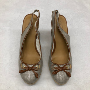 Primary Photo - BRAND: GH BASS AND CO STYLE: SHOES HIGH HEEL COLOR: GREY SIZE: 8 SKU: 191-191175-17744
