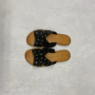 Primary Photo - BRAND: DOLCE VITA STYLE: SANDALS FLAT COLOR: BLACK SIZE: 6 SKU: 191-19145-16791